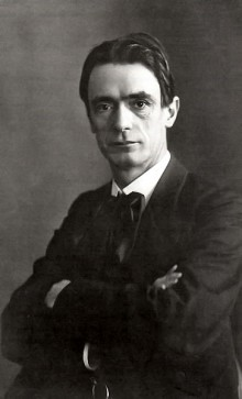 rudolf steiner portrait