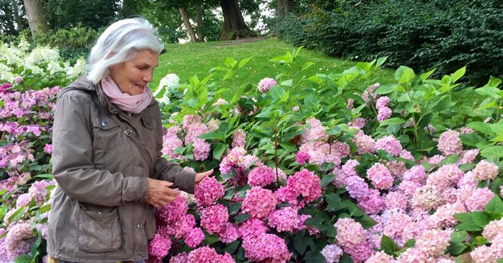 Auch im Alter eine natürliche Hormontherapie helfen